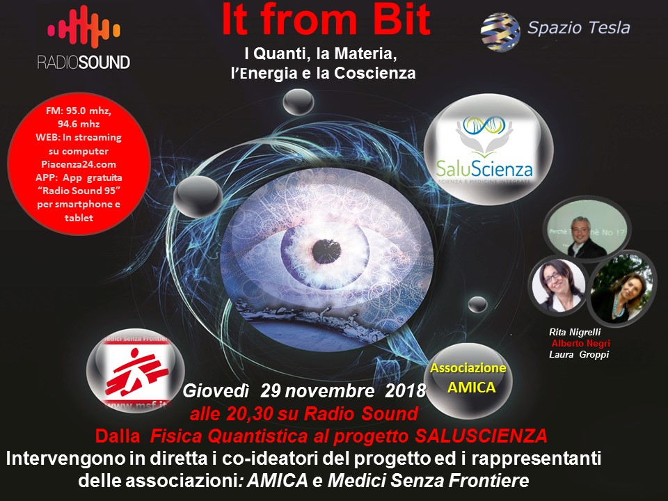 Locandina It from bit 29 novembre
